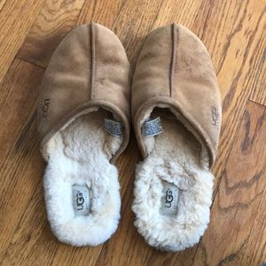 Men's UGG Scuff Slipper Slides - size 11